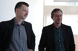 Roman Hebenstreit, Günter Blumthaler