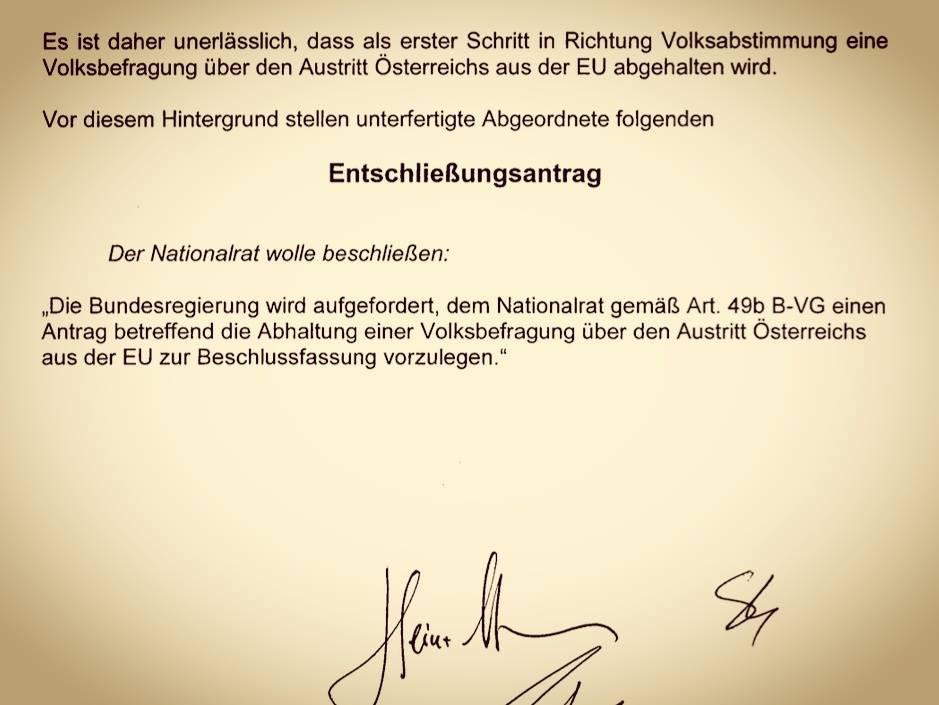 FPOE_Austrittsbegehren